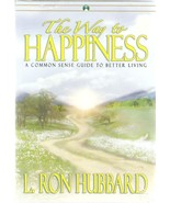 THE WAY TO HAPPINESS L. RON HUBBARD CD Audiobook NEW Issac Hayes Estate - $7.65