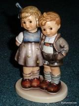 """The Little Pair"" Goebel Hummel Figurine #449 TMK7 - Mint With Box - Gift! - $130.94"