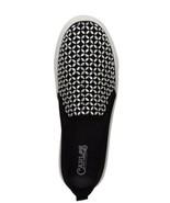 Carlos by Carlos Santana Athletics Sparkling Black Sunnie Sneakers SZ 8.... - $54.45