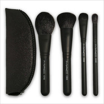 MAC Keepsakes In Extra Dimension Brush Kit- 127SE, 128SE, 234SE, 235SE With Case - $74.25