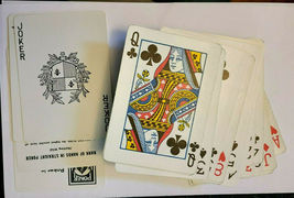 Blue Aviator Poker 914 Deck of Playing Cards   (#015) image 7