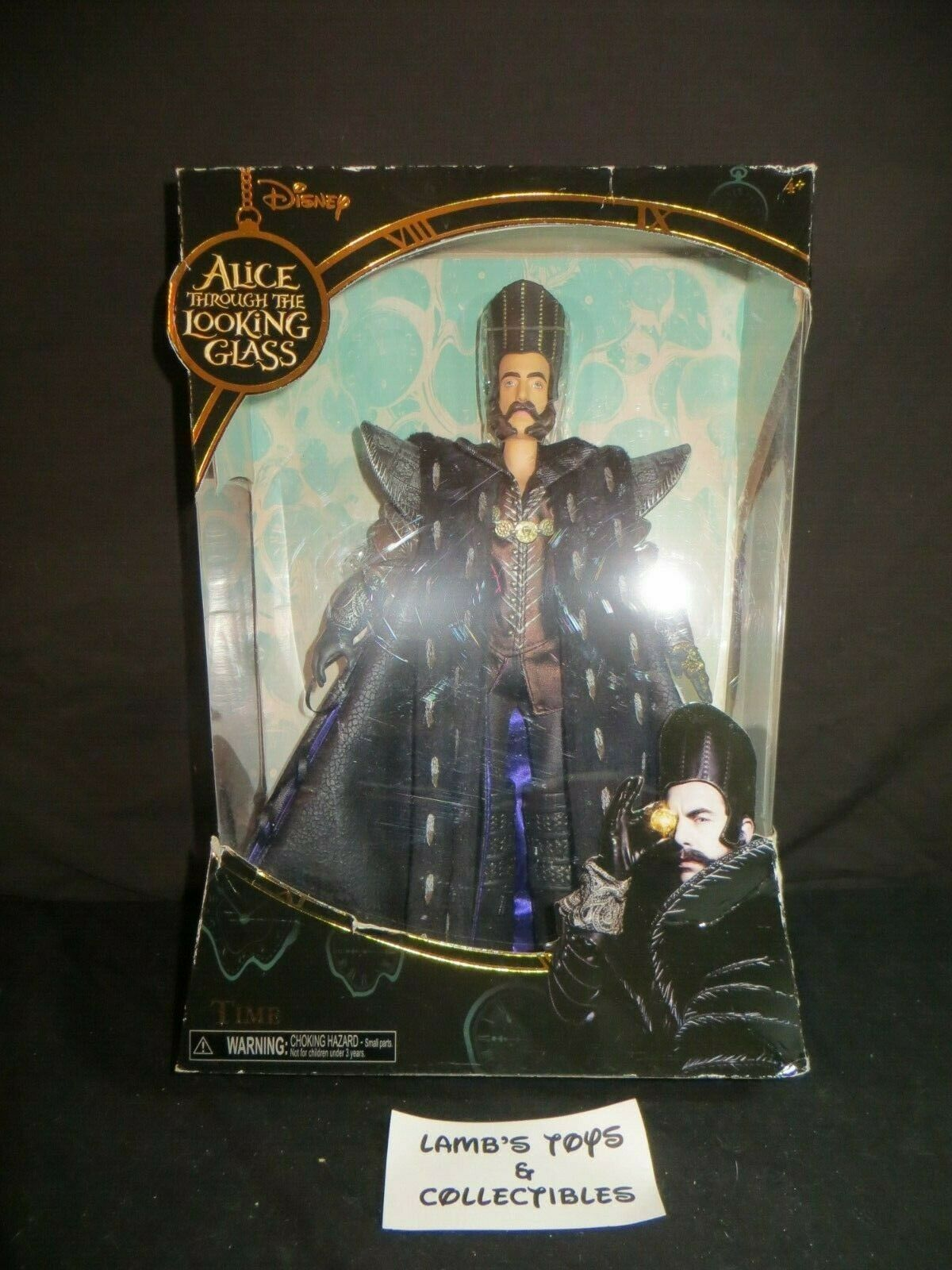 Primary image for Disney Alice Through the Looking Glass deluxe Time action figure doll Jakks