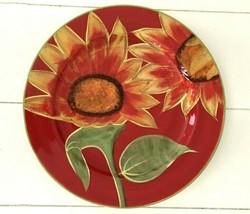 "Certified International Sunburst Sunflower Large 14"" Chop Plate Serving Platter - $39.59"