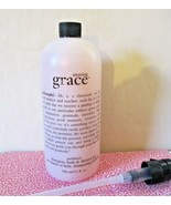 Vintage Philosophy AMAZING GRACE  32 oz Shower 3 in 1 Original HTF - $75.00