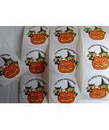 Vtg I've Been Krogering Kroger's Halloween Sticker Lot Set Advertising P... - $20.35