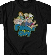 Family Guy t-shirt The Griffin family american comedy TV graphic tee TCF210 image 3