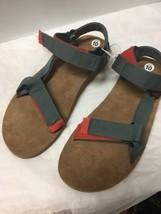 Womens Gray Teva Sandals Size 10 - $29.69