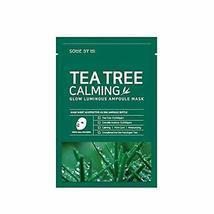 [SOME BY MI] Tea Tree Calming Glow Luminous Ampoule Mask (10ea) 25g
