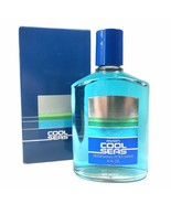 Vintage 1984 AVON Men's COOL SEAS Refreshing After Shave 4 oz. FULL/NEW IN BOX - $18.66