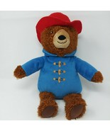 "Kohl's Cares Paddington Bear 13"" Plush Stuffed Animal Toy EUC - $12.16"