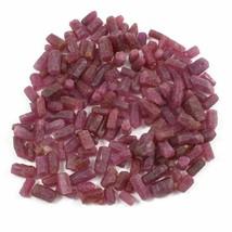 AAA 200.00 Karat 100% Natürlich Burma Pink Rubin Earth-Mined Grobem Menge - $11.67