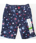 Toddler Jumping Beans Toddler Girls Patriotic Holiday Capris Pants 12Mo - $4.99