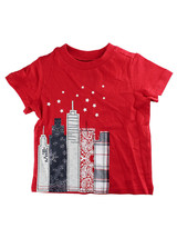First Impressions Baby Boys City Red T-Shirt - $7.00