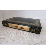 EASTON PRESS 1994 COLLECTIBLE HC BOOK JUDAISM EDITED BY ARTHUR HERTZBERG... - $74.25