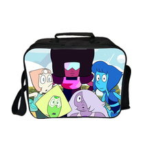 Steven Universe Kid Adult Lunch Box Lunch Bag Picnic Bag A - $19.99
