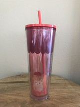 New Starbucks Year Of The Mouse Venti Tumbler - $34.65