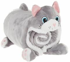 Berkshire Blanket Cozy Throw Animal Buddy Snuggle Set     @CM3 - $193.99