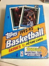 Nbabox 1992-1993 Topps Series1 M.Jordan Etc. - $3,192.48