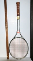"Tennis Racket 27"" Vintage Metal Racket JCP No. 3172  R-600  Grip Size 4 ... - $19.79"