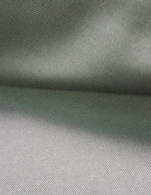 Black Twill Full Weight  Wool Suiting Fabric 9.5 Yards MSRP 1650