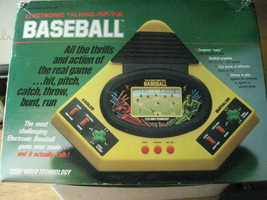1988-VTech-Electronic-Talking-Play-by-Play-Bas... - $35.00