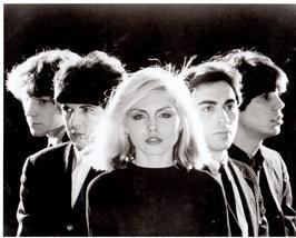 Deborah Harry Blondie HMM Rock Pop Music Vintage 11X14 BW Memorabilia Photo - $12.95