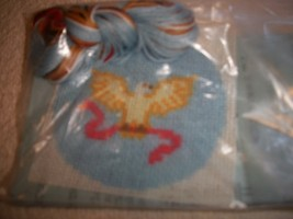 1776 Cross Stitch Mini Kit: Comes with Fabric, Floss & Directions - $10.00