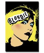 Deborah Harry Blondie Doll Rock Pop Music Vintage 8X10 Color Memorabilia... - $6.99