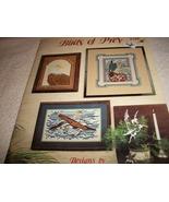 Birds of Prey Book 17: Cross Stitch Designs - $5.00