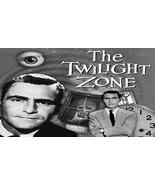 Twilight Zone Fridge Magnet - $3.95