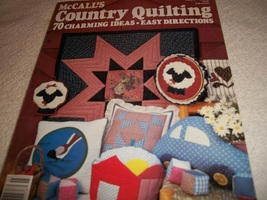 McCall's Country Quilting Vol. 3 - $6.00