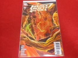 Justice Society of America #21 (Jan 2009, DC) N... - $6.04