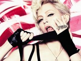 Madonna Pop singer Super star Cultural icon 32x... - $13.95