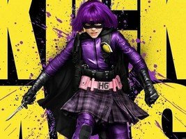 Kick Ass Movie Superhero Comedy Chloe Hit-girl ... - $13.95