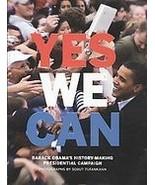 NEW 2008 Yes We Can! 1576875040 BARACK OBAMA Tu... - $59.99