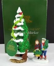 Dept 56 Heritage Village 56100 The Holly and The Ivy 1997 NEW - $9.89