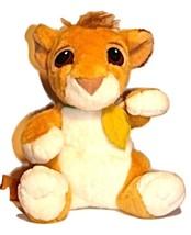 Lion King Authenic  1993 Disney/Mattel Talking Simba--Vintage - $19.00