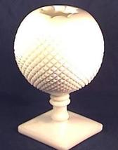 Westmoreland Milk Glass Hobnail Ivy Ball - $25.00