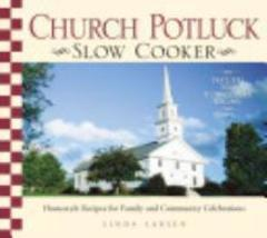 NEW Church Potluck Slow Cooker 1598697749 Linda Larsen - $19.46