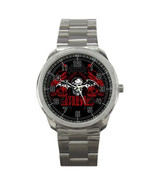 Avenged Sevenfold Devil Minions Sport Metal Watch fit for shirt - $9.64