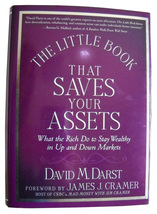 Signed by David Darst: The Little Book that Saves Your Assets - (AUTOGRA... - $37.50