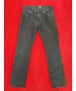 Jcrew Blue Corduroy Pants Women's Size 31 Inch Waist Cotton - $22.28