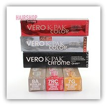 Joico Vero K-pak Hair Color Red Controller 2.5oz - $11.83