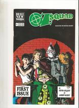 3 Comic lot -  Oz Squad # 1 - 3 (1991) - $2.95