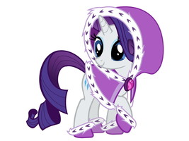 Rarity My Little Pony Friendship Is Magic Cute ... - $9.95