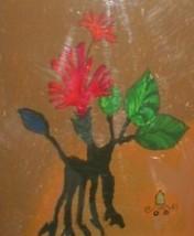 """ONOFRE FRIAS A/P """"FLOR DE CAYENA"""" VENEZUELA LATIN ART - $483.53"""