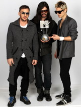 30 Seconds to Mars Jared Shannon Leto Tomo Awar... - $9.95