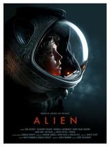Alien 1979 Movie Art Ellen Ripley Sigourney Wea... - $13.95