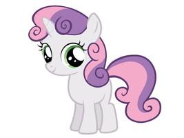 Sweetie Belle My Little Pony Friendship Is Magi... - $13.95