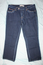 Tommy Hilfiger Dark Denim Jeans - Size 12P - $8.99